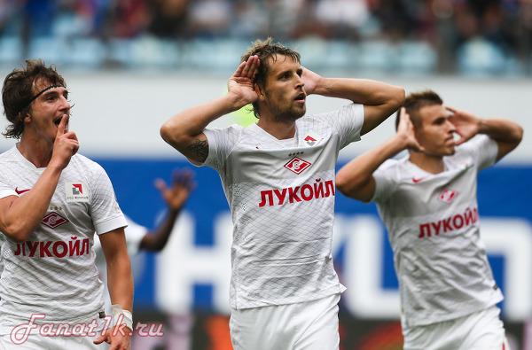 Овчинников пропустит два матча, Паршивлюк не будет дополнительно дисквалифицирован / Дмитрий Комбаров не будет наказан дисквалификацией