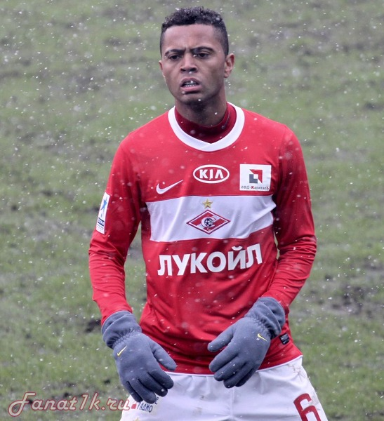 Spartak.com: Спартак» и «Атлетико Минейро» договорились об аренде Рафаэла Кариоки