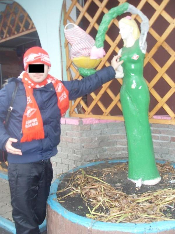 ...из Ульяновска забыла на выезде в Самаре, мы продемонстрировали на полицейскую видеокамеру свою имперку и прошли на