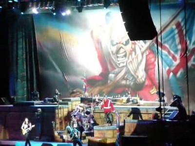 Iron Maiden - Live in Moscow!